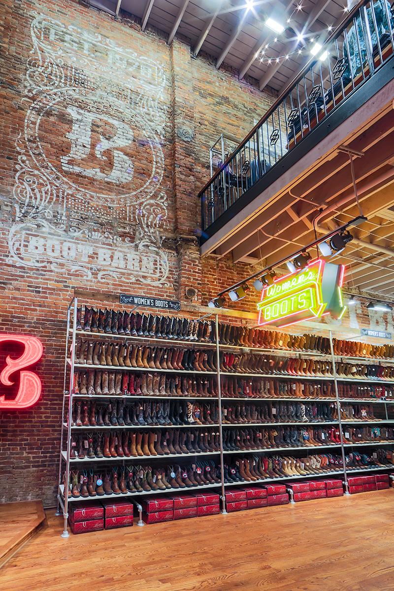 Audi Of Orlando >> Boot Barn Nashville – ian rattray – portfolio